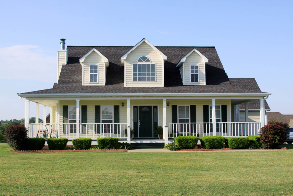Wrap around porch quality hardscapes porch masters for Country house with wrap around porch