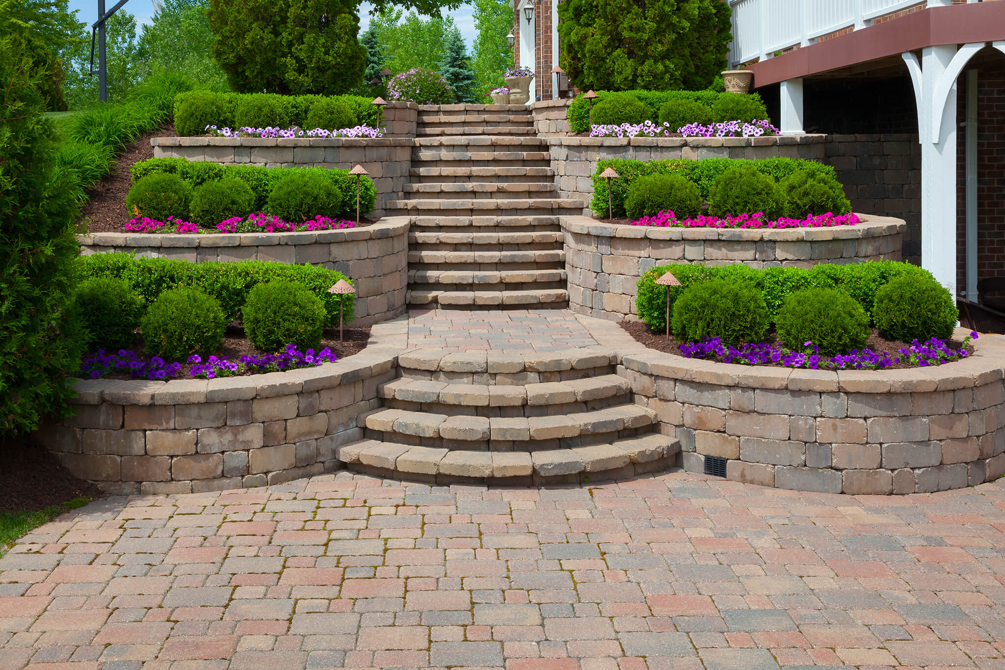 Quality Hardscapes U0026 Porch Masters
