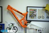 , Turner Bikes Facility Visit and A Look At Their 2014 Burner 650b