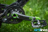 , Spotlight: 2014 Race Face SixC DH Carbon Crankset