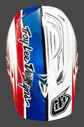 , 2014 Troy Lee Designs D3 Helmet – Carbon and Composite, Pinstripe, Signature Cam Zink and Aaron Gwin Models