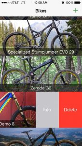 , Review: iOS Bike Setup Application by App-uncture