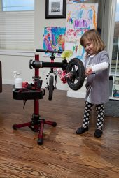 , Feedback Sports: Pee-Wee Elite Stand : Ideal For 6-9yr Old Mechanics