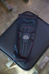 , 2014 Troy Lee Designs T-Bone Knee Pads, Semenuk Knee Pads, Panic Knee Guard