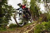 , Video: Schladming iXS Downhill Cup 2014
