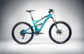 , 2015 – Yeti SB5C – 5″ Travel 27.5″ Trail Bike Featuring Switch Infinity