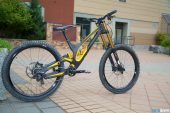 , 2015 Specialized Demo 8 S-Works, Demo 8 Carbon I, Demo 8 S-Works Frameset