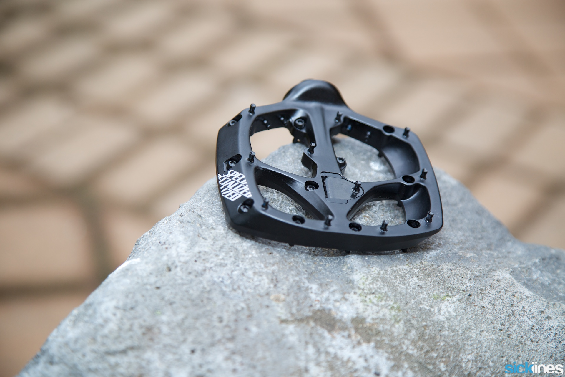 , 2015 Specialized Boomslang Flat Pedals