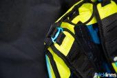 , Evoc 2016 Stage Backpacks (3L, 6L, 12L, 18L), Giro MIPS Dime, Quarter, Sutton, revamped SDG I Fly