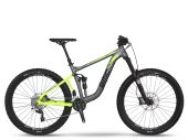 , 2015 2016 BMC Speedfox SF02 and SF03 Trailcrew Edition 650b