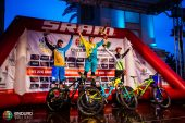 , Richie Rude and Tracy Moseley are the 2015 Enduro World Series Champions