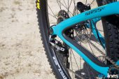 , 2016 Yeti Carbon SB 5.5C 29er – Available in Silver and Turquoise