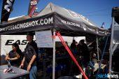 , 2016 Sea Otter Classic – Deity, FOX Shox Repair, Santa Cruz V10c, FOX Head Limited Edition Handlebar