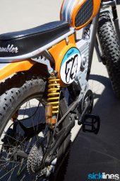 , Robert Egger and Jason Chamberlain – Custom Specialized Bikes at Sea Otter