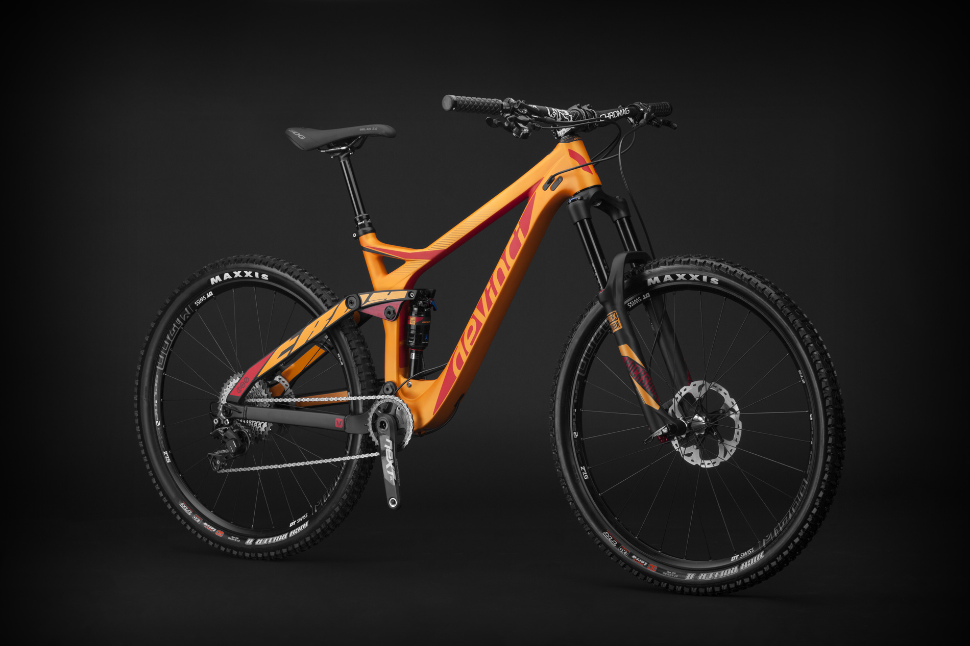 , Devinci Launches New Troy XT Carbon All Mountain Bike