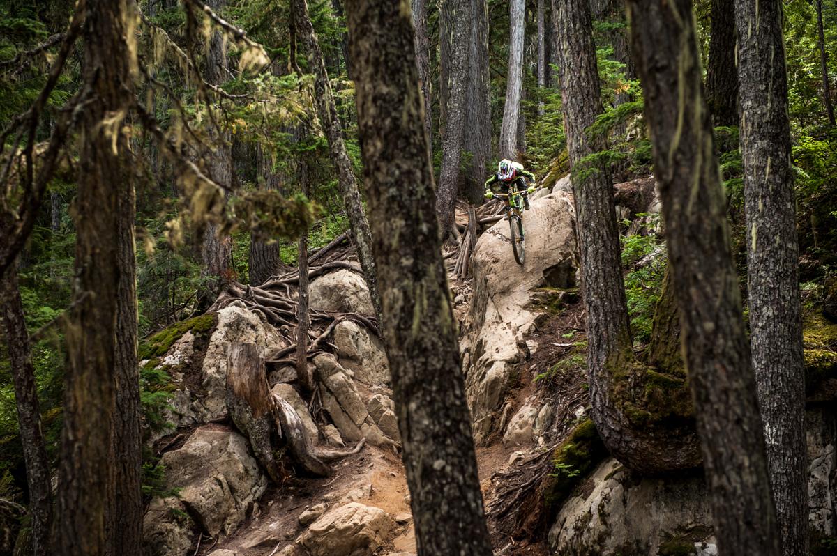 , Whistler Mountain Bike Park Expansion