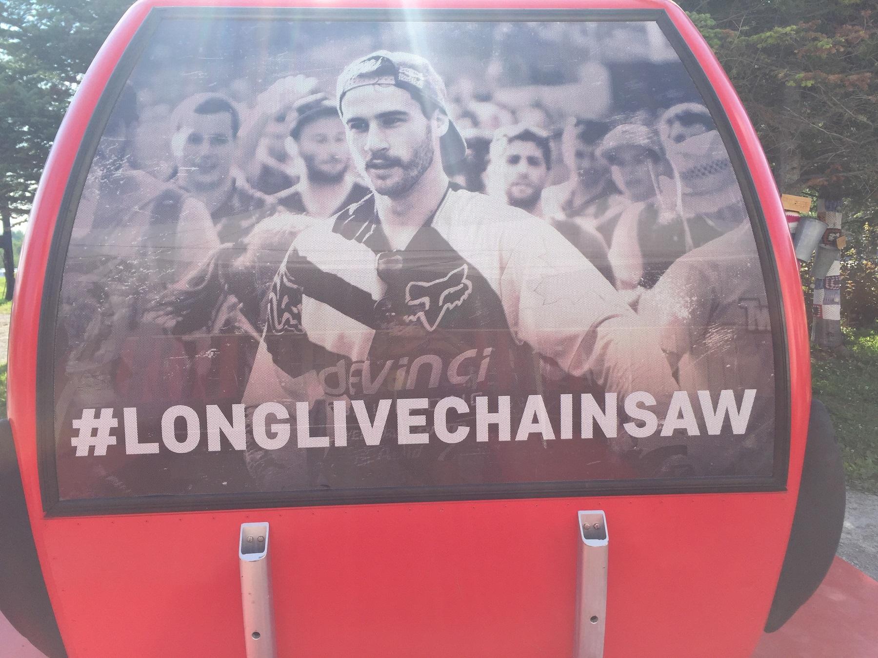 Long Live Chainsaw Teaser - Anthill Films - Stevie Smith, Long Live Chainsaw Teaser – Anthill Films – Stevie Smith