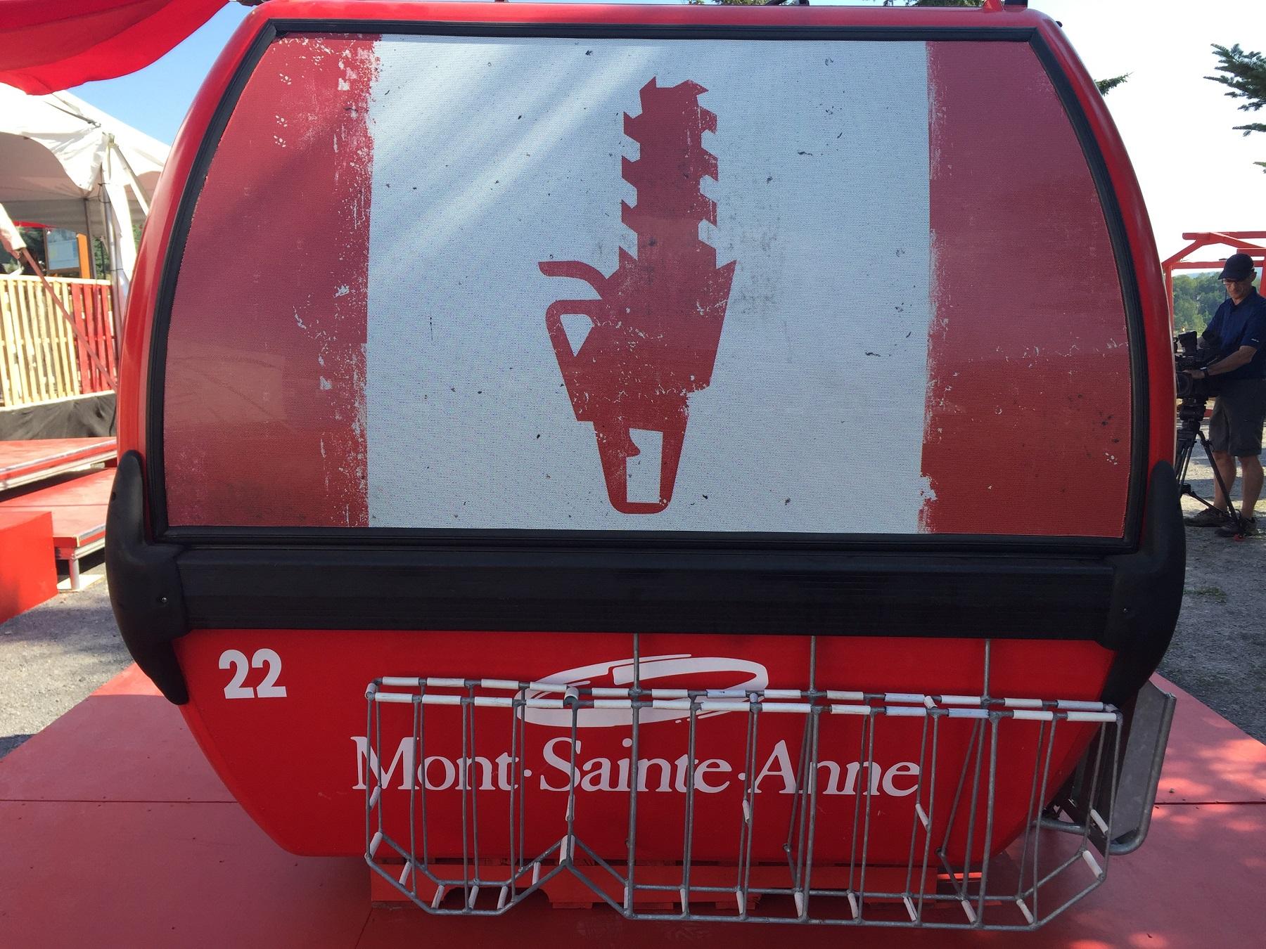 , 2020 Monte Sainte Anne UCI World Cup Downhill Canceled