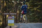 , Mammoth Mountain – Smooth Operator Trail Opens