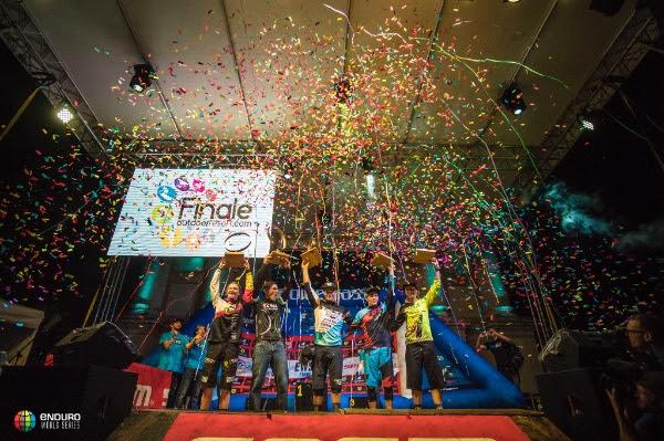 , UCI Adds Enduro World Series To Their Mountain Bike International Calendar