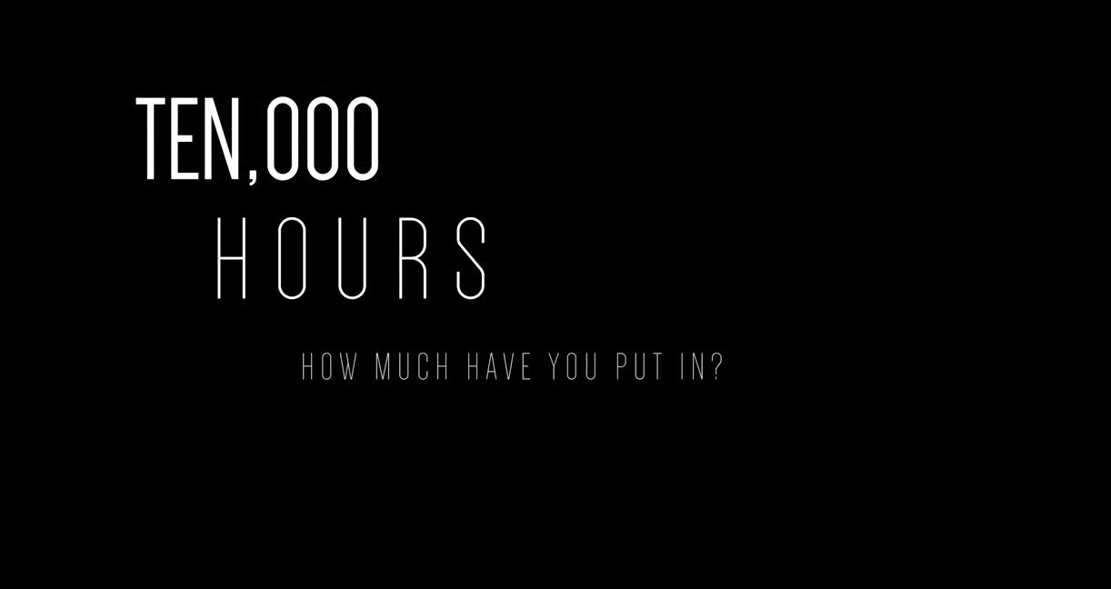 , Video:  Episode 2 Ten,000 Hours – Dakotah Norton