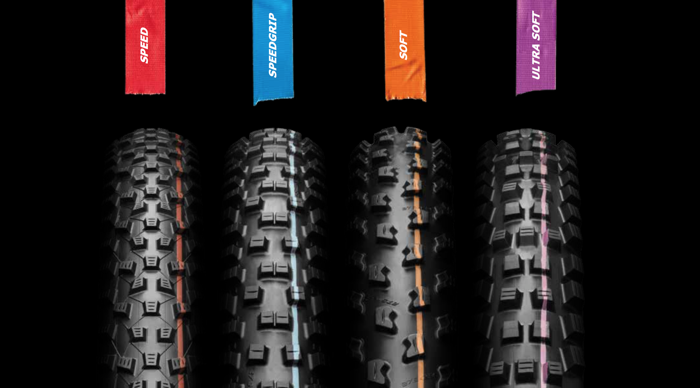 , Schwalbe Tires Introduces Addix Compounds For MTB Tires