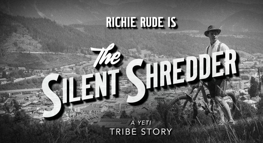 , Richie Rude – Silent Shredder