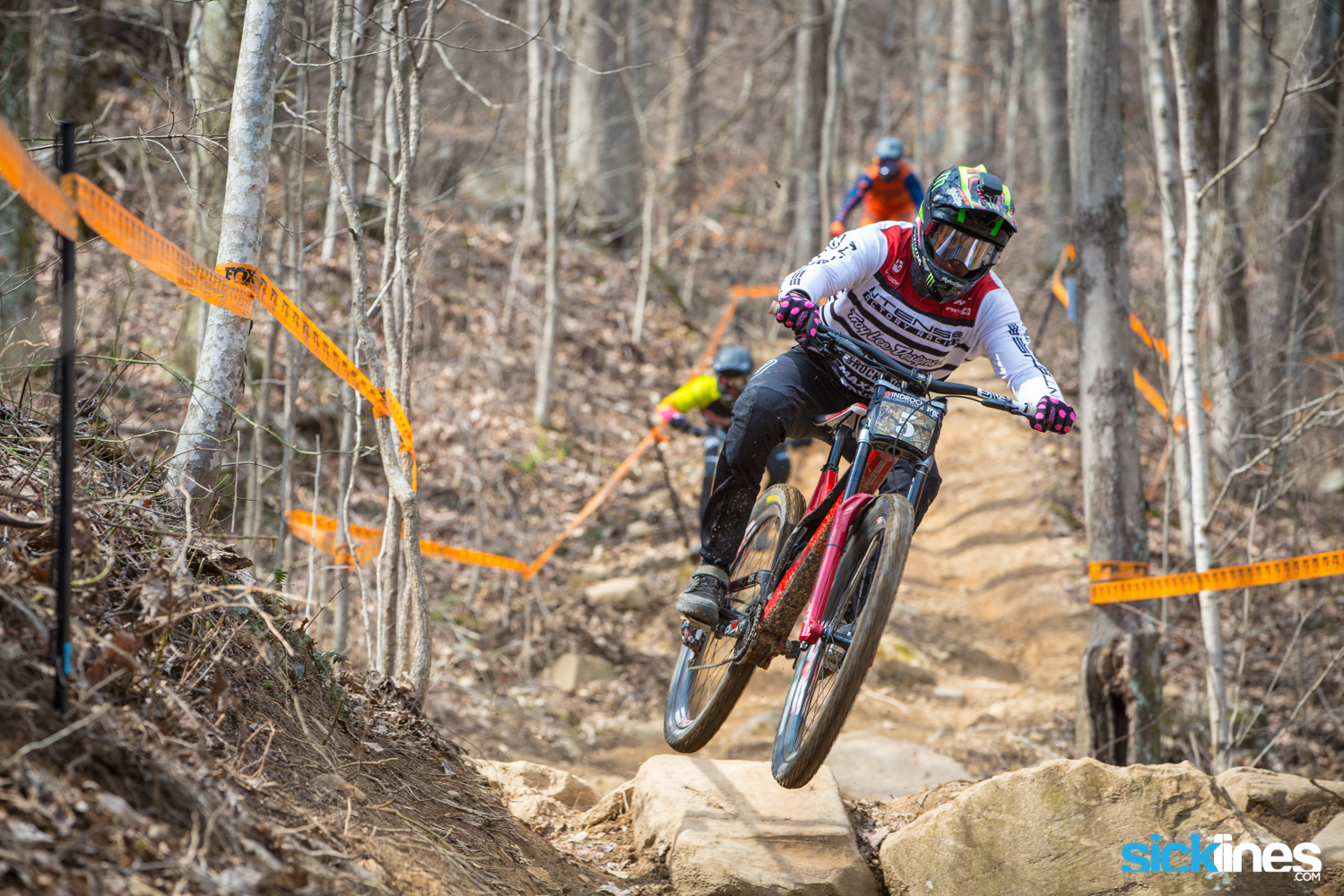 , Event: 2018 Pro GRT Practice Day 1 – Windrock Bike Park