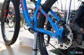 , Sea Otter 2018 – Specialized Stumjumper, Egger custom bike, Park Tool, and Pivot Switchblade Aluminum