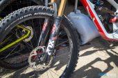 , Cam Zink's YT Jeffsy, Magura Disc Brakes, Polygon Bikes