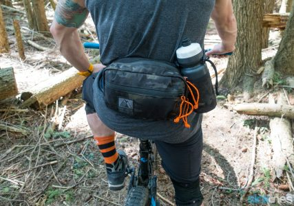 , What We're Riding: High Above Lookout Hip Pack