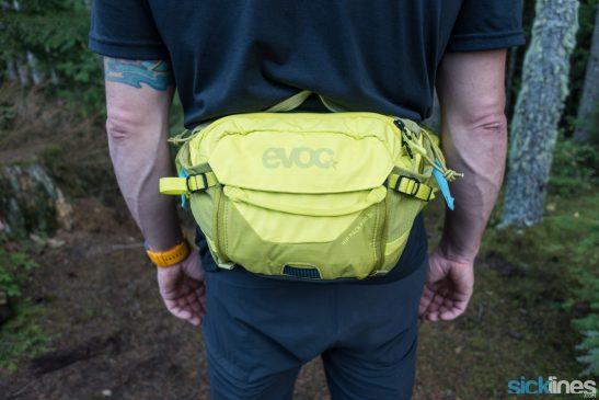 , Review: EVOC Hip Pack Pro 3L