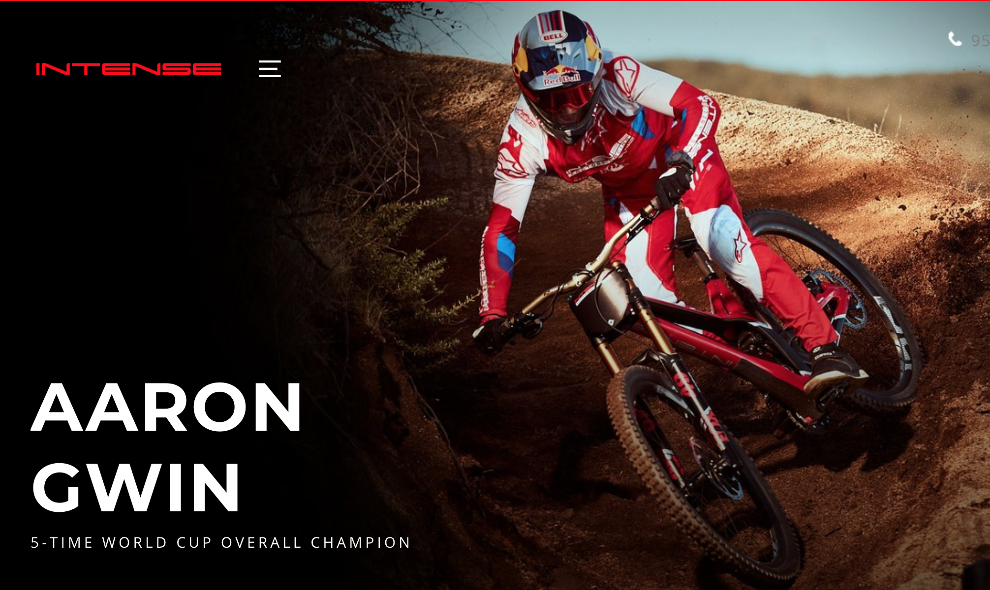 , Aaron Gwin and Neko Mulally Join Intense Cycles