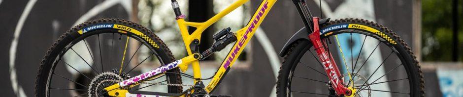 , Sam Hill – Mega 290 – 29er Enduro Nuke Proof Bike Setup