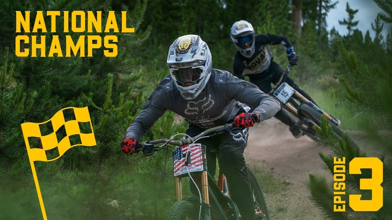, Neko Mulally – US Downhill National Champion – Winter Park, CO
