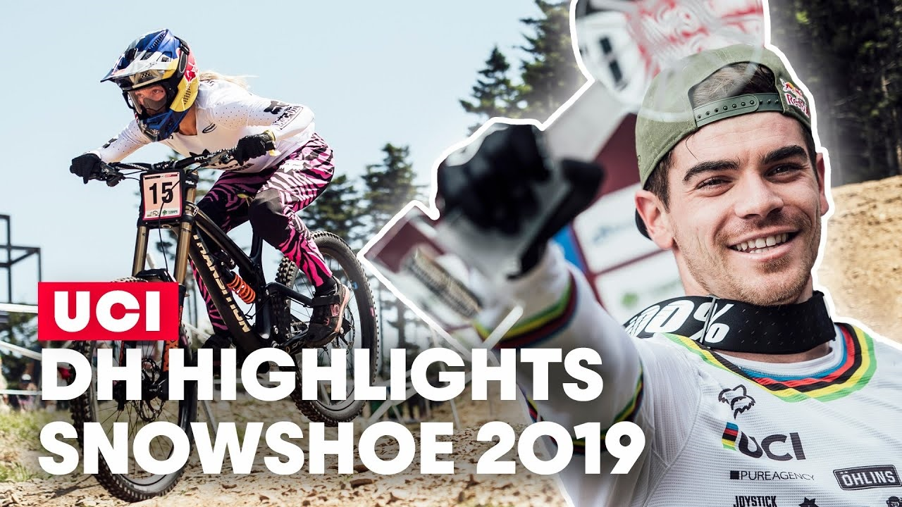 , Video: 2019 Snowshoe, WV UCI Downhill World Cup Finals