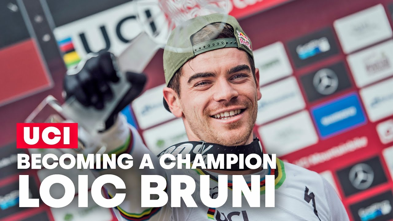 , Loic Bruni – Snowshoe, WV – UCI World Cup Finals