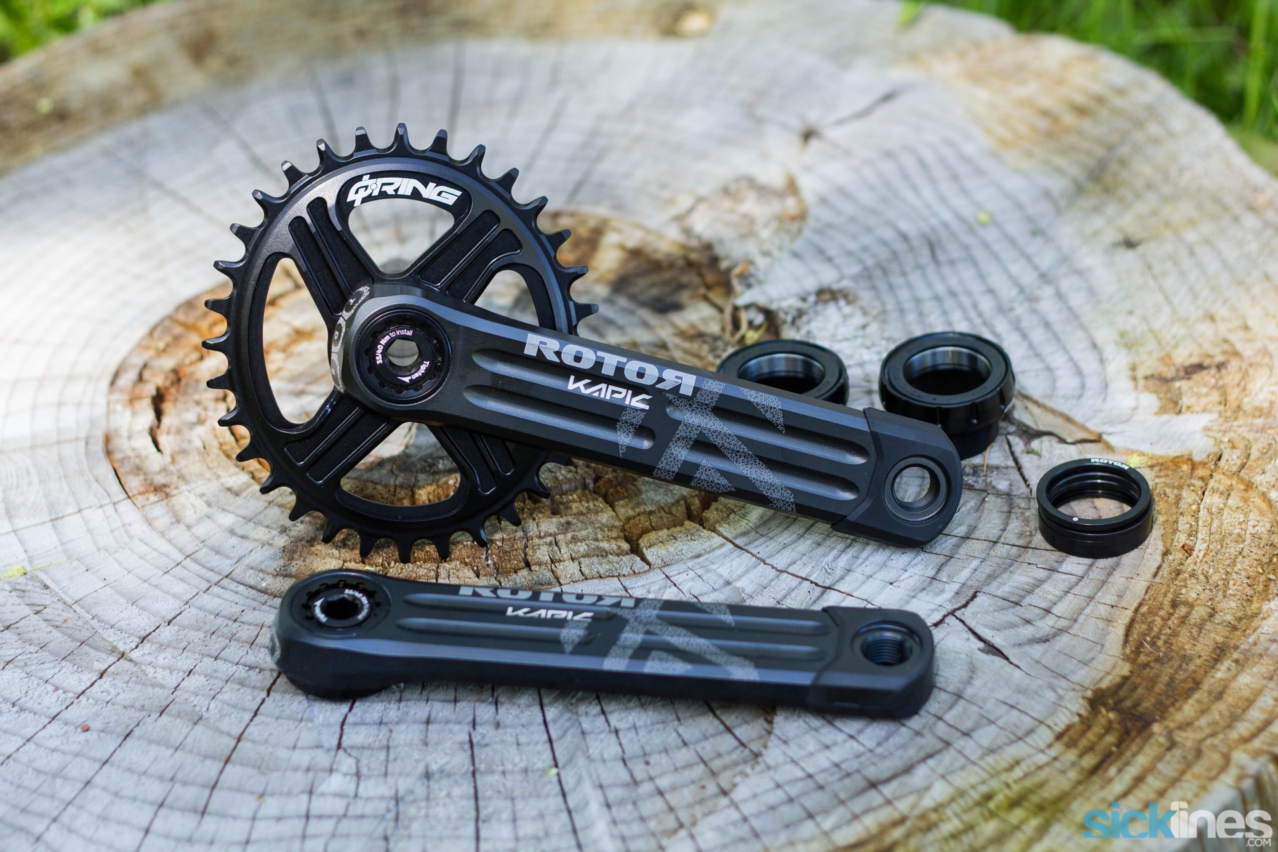 , Review: Rotor Kapic Cranks