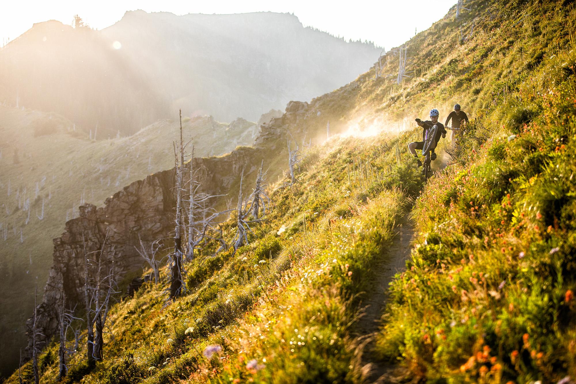 , Paydirt Program – $1 Million For Trails – Santa Cruz Bicycles