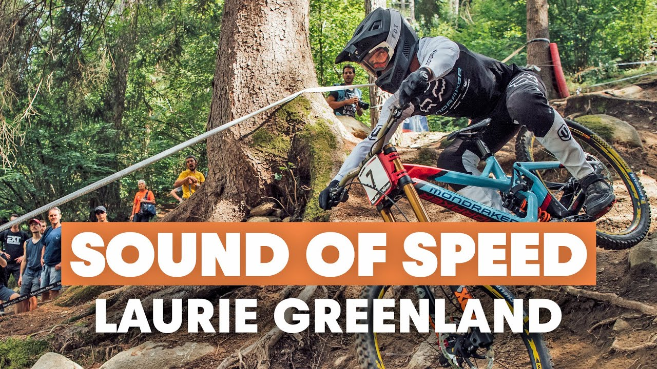 , Sound of Speed – Laurie Greenland