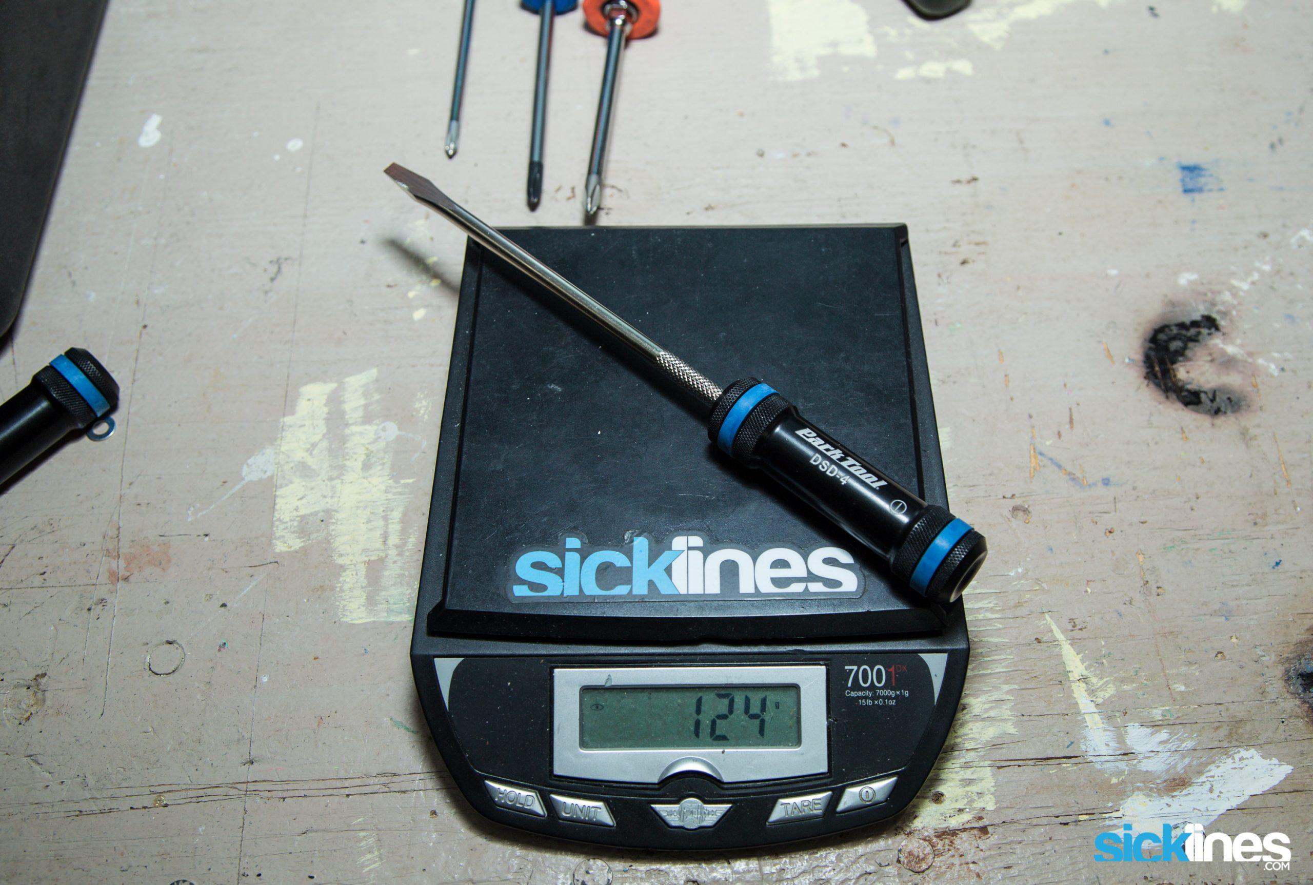 , Review: Park Tool DSD-2  Shimano JIS Screwdriver & DSD-4 Flat Blade Derailleur Screwdriver