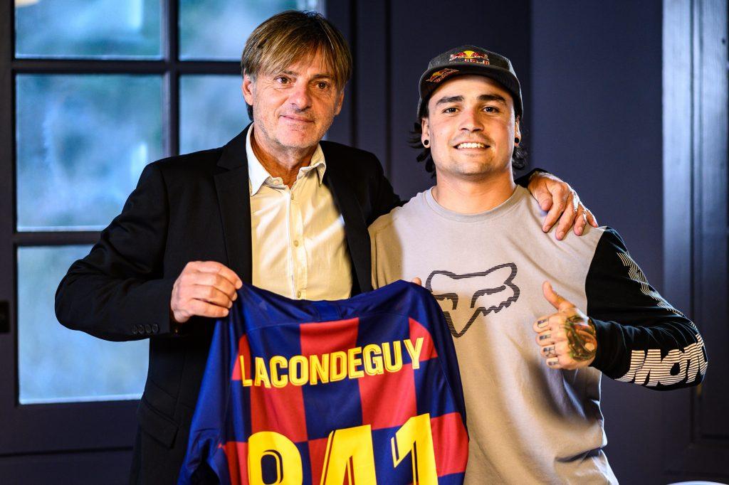 Andreu Lacondeguy Roots, Andreu Lacondeguy Roots – Commencal