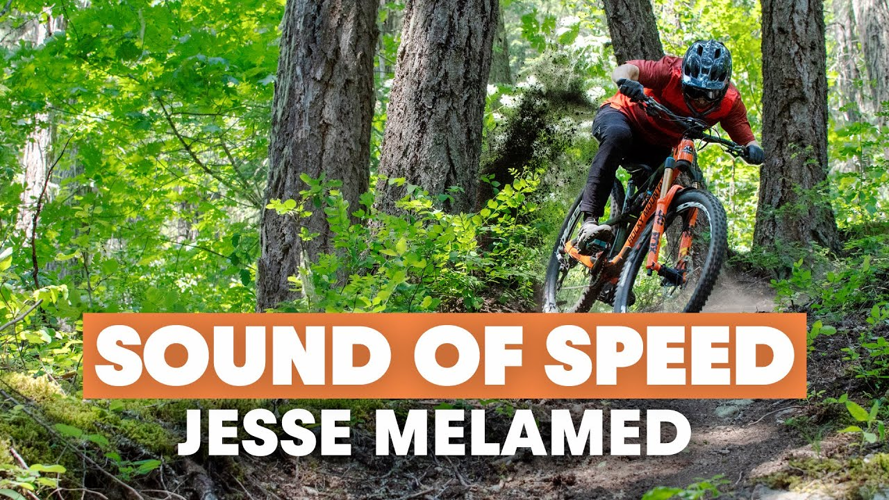 , Ripping up Cop Killer in Pemberton BC   Sound of Speed w/ Jesse Melamed
