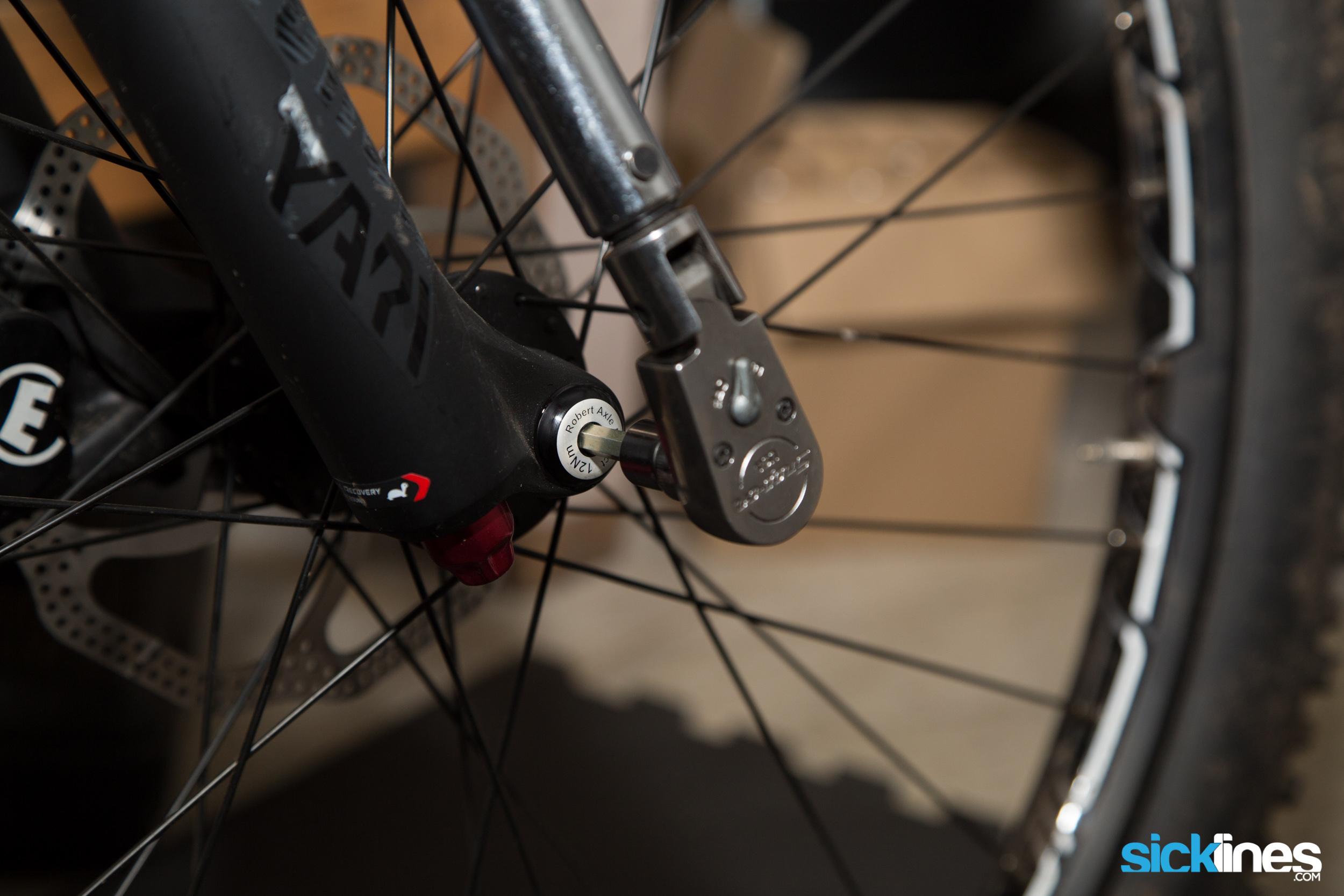 Bike Thru Axles Explained in Detail, Video: Bike Thru Axles Explained in Detail