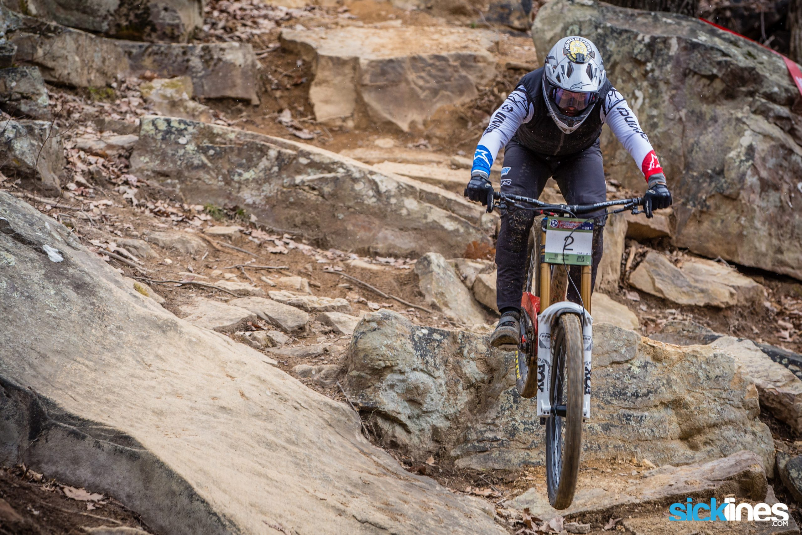 , Seeding Results – Tennessee National – 2020 USA National Downhill Series #1 (Formerly Pro GRT)