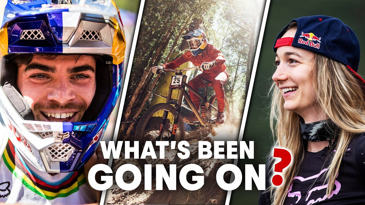 , Reflecting on 2019 & Looking Forward to 2020   UCI Downhill World Cup Right Now