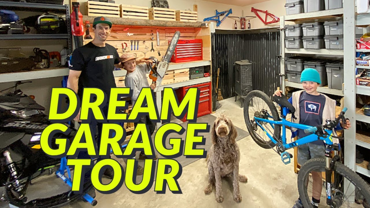 , Video: Pro Home / Garage Tour with Eric Porter