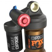 , 2021 FOX 34 GRIP2 and DPX2