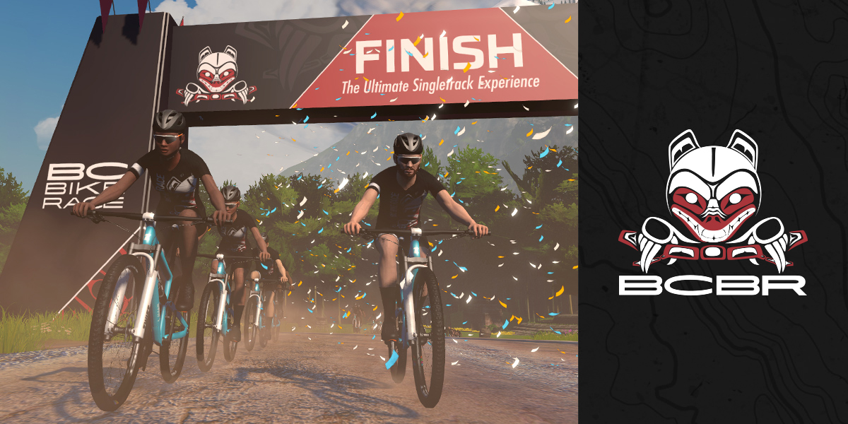 , BC Bike Race – ZWIFT Event – Enter For a Chance to Win A 2021 BC Bike Race Entry!