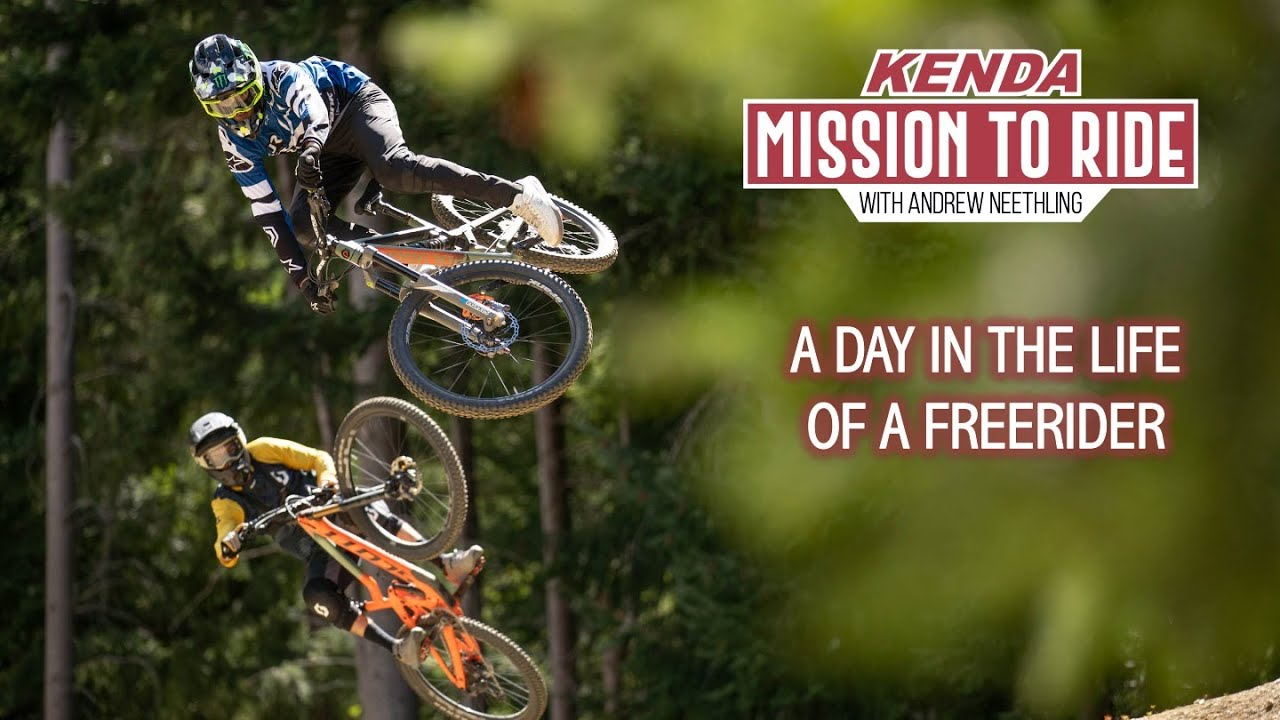 , EP01 – KENDA MISSION TO RIDE – Andrew Neethling meets Sam Reynolds